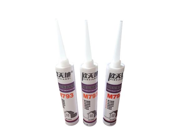M793中性硅酮耐候胶
